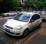 przykład samochodu marki ford