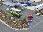 autobus na parkingu