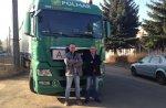 Firma transportowa TSH Polmar